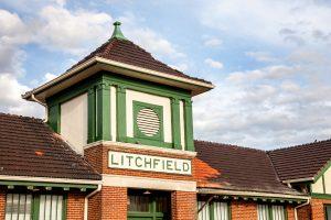 Litchfield Historic Train Depot