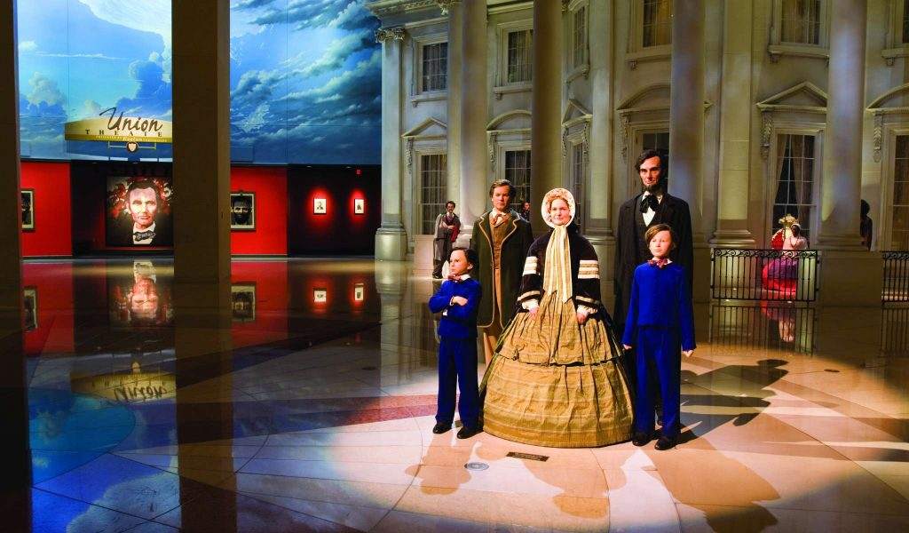 Abraham Lincoln Presidential Museum in Springfield