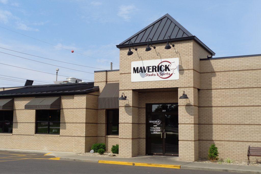 Exterior view of Maverick