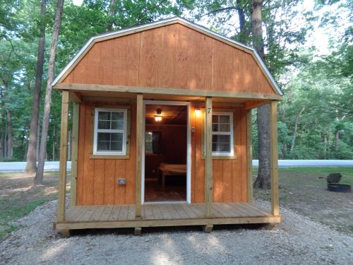 Camping Cabins Lake Lou Yaeger The City Of Litchfield