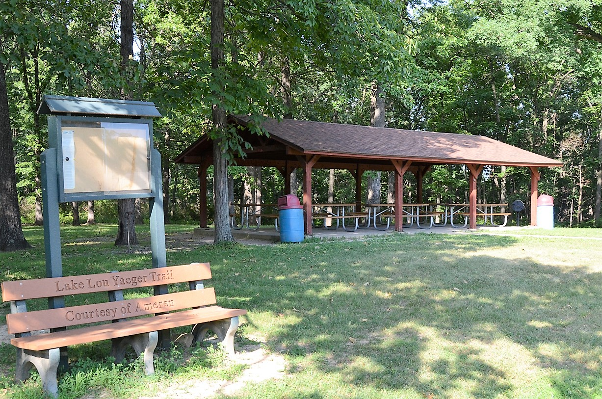 Lake Lou Yaeger Picnic Area 3 Meeting and Event Space