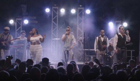 Fat Pocket Band Singing