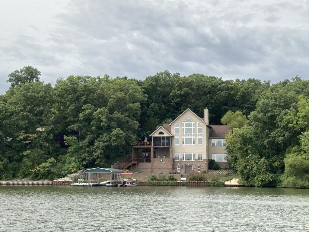 Lake Lou Yaeger Home